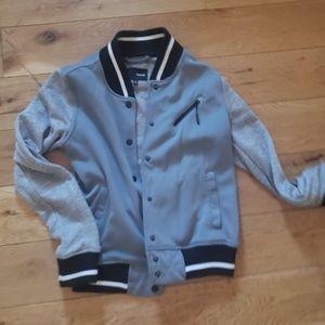 Hurley varsity jacket
